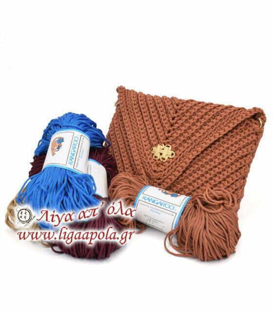 Νήμα για τσάντες πολυπροπυλένιο - Kangaroo Λίγα απ' όλα - Πλέξιμο, Ράψιμο, Κέντημα