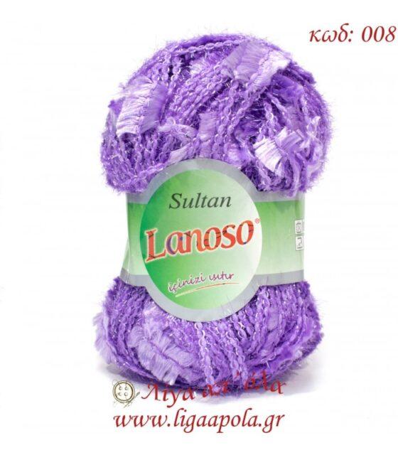 Sultan - Lanoso - Λίγα απ' όλα - 008 Λιλά