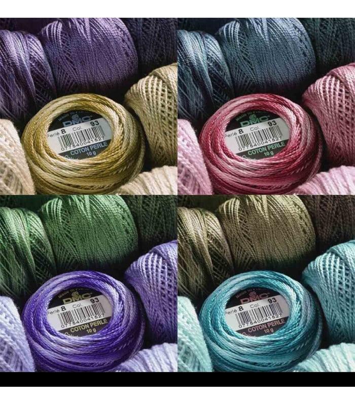 Cotton Perle Κουβαράκι - DMC Art 116 No 8 - Λίγα απ' όλα
