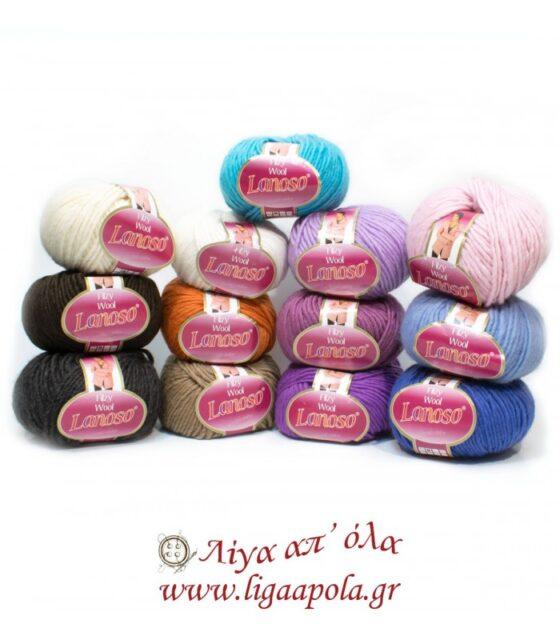 Filzy Wool - Lanoso - Λίγα απ' όλα -