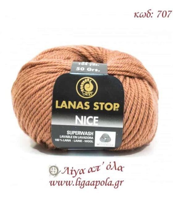 Nice - Lanas Stop - Λίγα απ' όλα - Νο 707 Εκάι