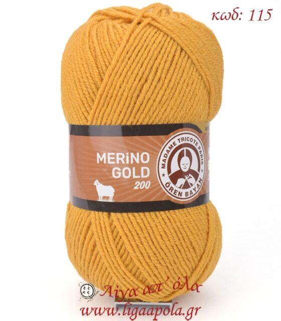 Merino Gold 200 - Madame Tricote Paris - Λίγα απ' όλα -