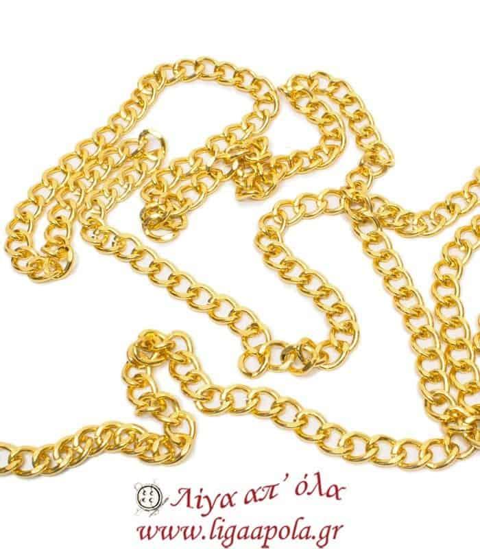 Αλυσίδα χρυσή βαρέως τύπου - Λίγα απ'όλα