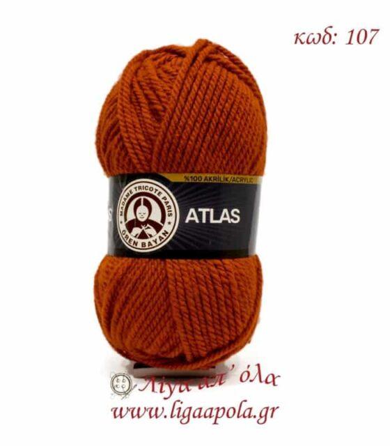 Atlas - Madame Tricote Paris - Λίγα απ' όλα -