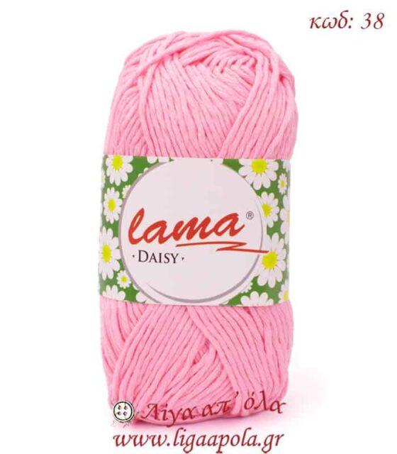 Βαμβακερό νήμα Daisy - Lama