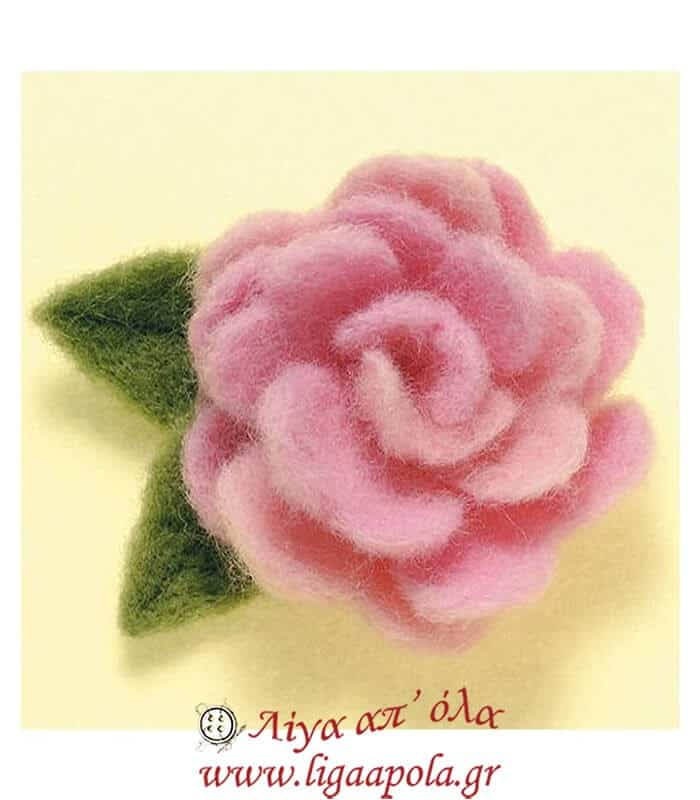 Καλούπι Felt Rose Design No 8921
