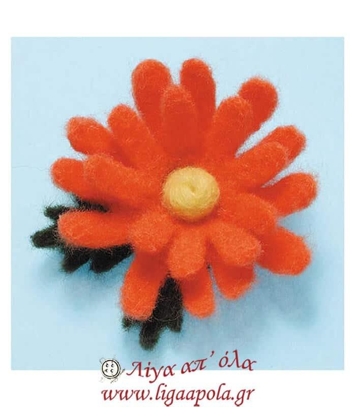 Καλούπι Felt Daisy design No 8923