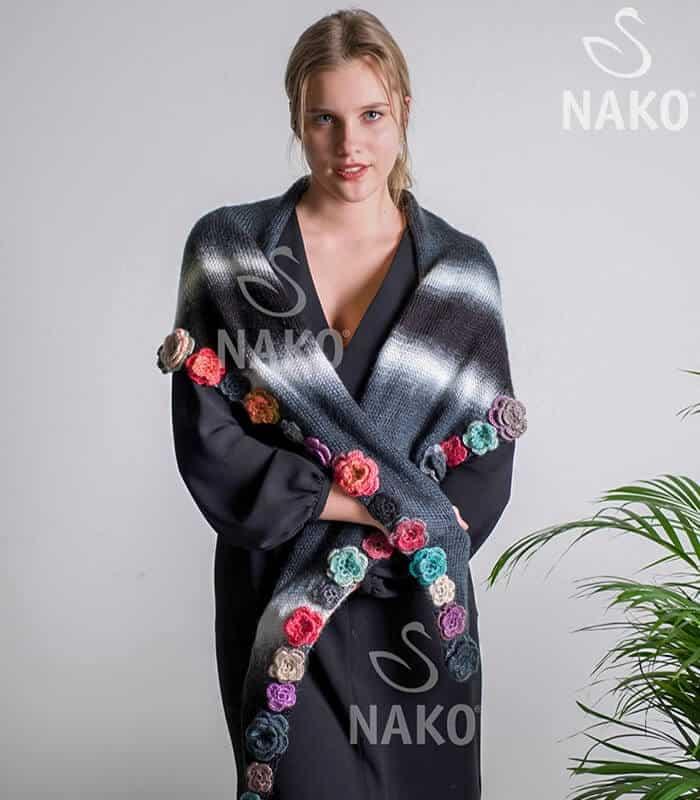 Νήμα Vals - Nako μονόχρωμα