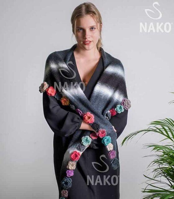 Νήμα Vals - Nako πολύχρωμο