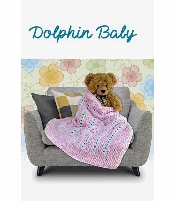 Βελουτέ παιδικό νήμα Dolphin Baby - Himalaya