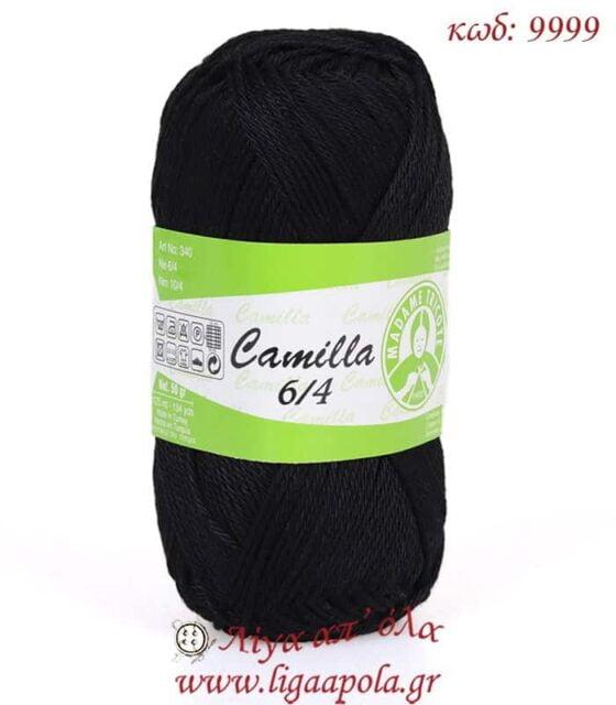 Βαμβακερό νήμα Camilla 4/6 - Madame Tricote Paris
