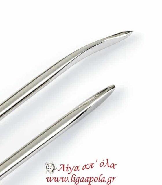 Σακοράφες βελόνες μεγάλες 2τεμ Prym 131120