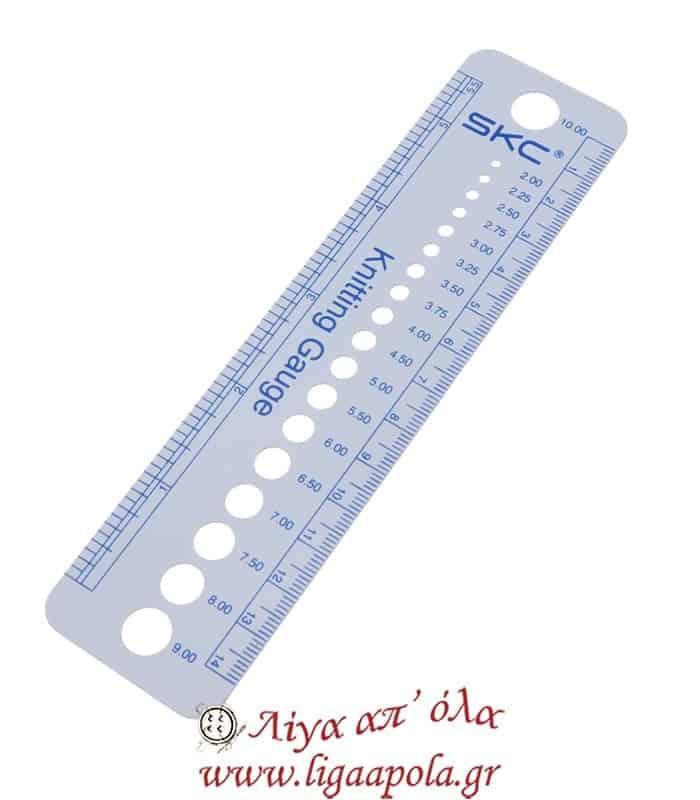 Μετρητής βελόνας χάρακας SKC J086