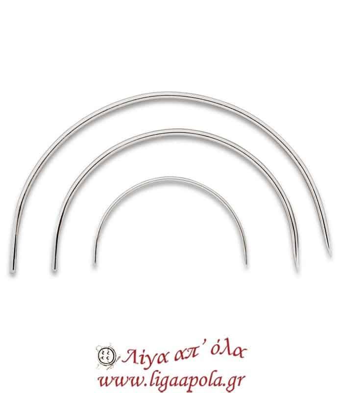 Ημικυκλικές βελόνες ραψίματος 3τεμ Prym 131350