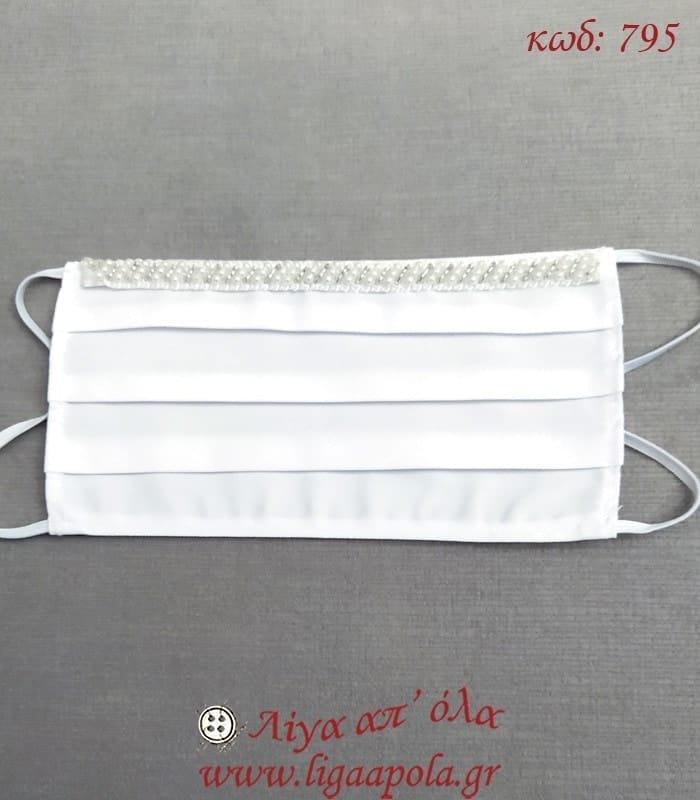 Μάσκα προστασίας διακοσμημένη με μοτίφ κωδ 795