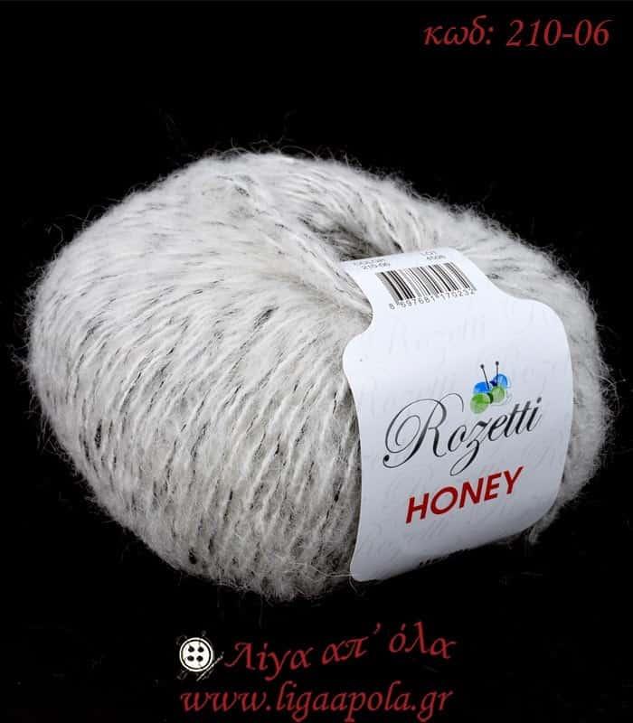 Σύμμικτο νήμα Honey - Rozetti