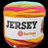 Σύμμικτο νήμα Jersey - Kartopu
