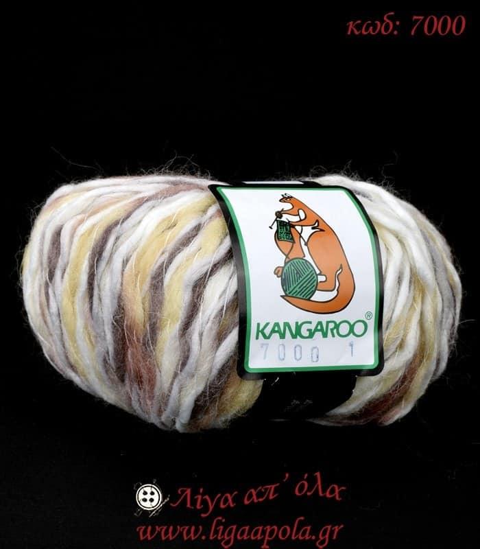 Σύμμικτο νήμα Franco - Kangaroo