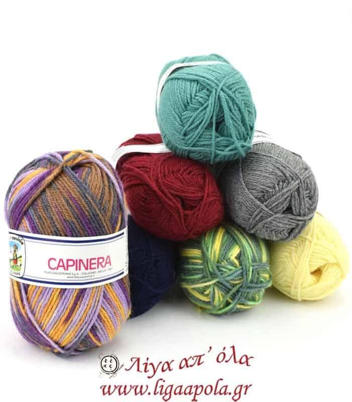 Σύμμικτο νήμα Capinera - Cervinia