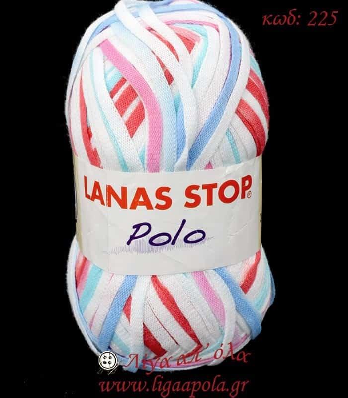 Καλοκαιρινό βισκόζη κορδέλα Polo - Lanas Stop