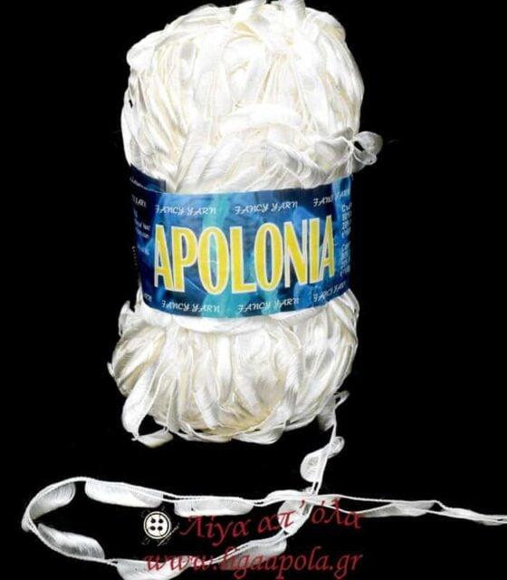 Σύμμικτο γυαλιστερο νήμα Apolonia