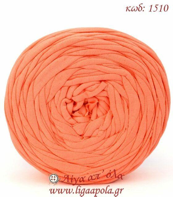 Βαμβακερό Νήμα από T-shirt Mako Noodles Λίγα απ' όλα - Πλέξιμο, Ράψιμο, Κέντημα