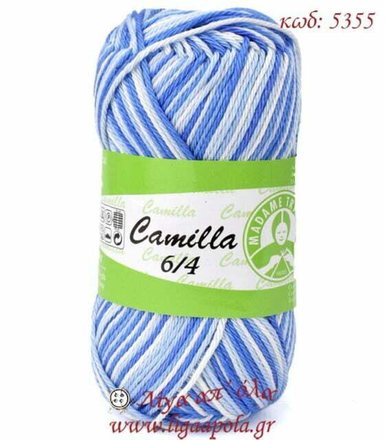 Βαμβακερό νήμα Camilla 4/6 - Madame Tricote Paris Λίγα απ' όλα - Πλέξιμο, Ράψιμο, Κέντημα