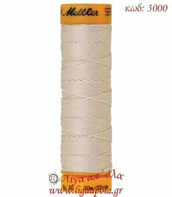 Πολυεστερική χοντρή κλωστή Seralon 30 - AMANN Mettler Λίγα απ' όλα - Πλέξιμο, Ράψιμο, Κέντημα