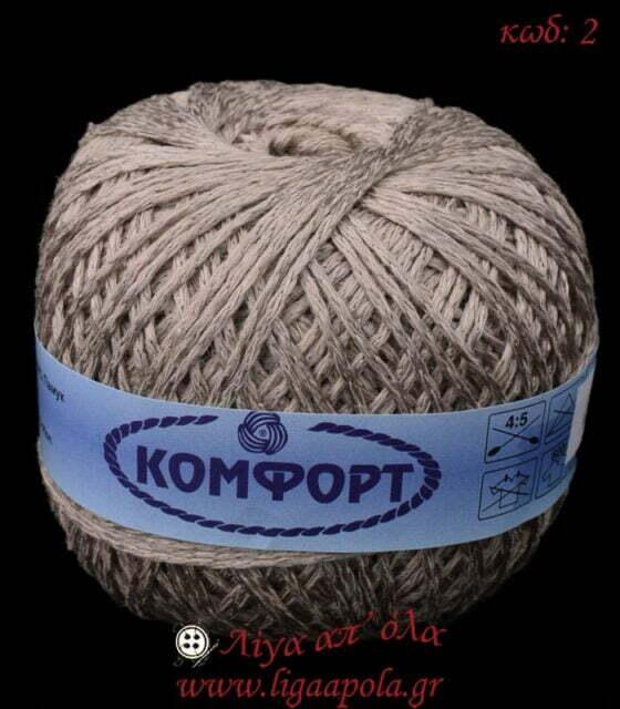 Καλοκαιρινό γυαλιστερό νήμα Comfort - Stenli Λίγα απ' όλα - Πλέξιμο, Ράψιμο, Κέντημα