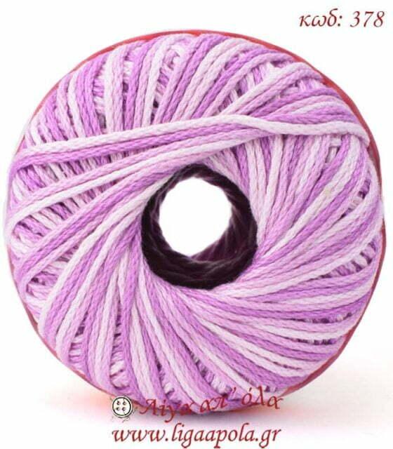 Βαμβακερό νήμα μερσεριζέ Lara 5 - Madame Tricote Paris Λίγα απ' όλα - Πλέξιμο, Ράψιμο, Κέντημα