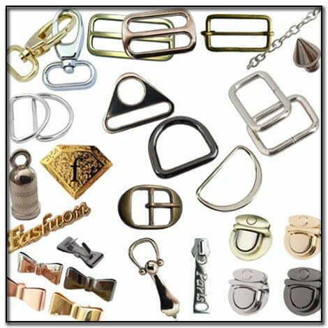 Κουμπώματα & εξαρτήματα τσάντας